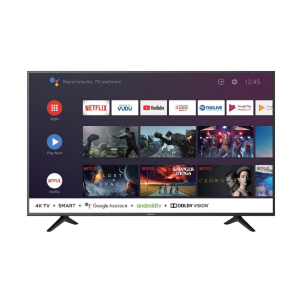 Hisense 58 Inch TV   Tech Score