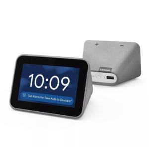 Lenovo Smart Clock With Google Assistant   Tech Score